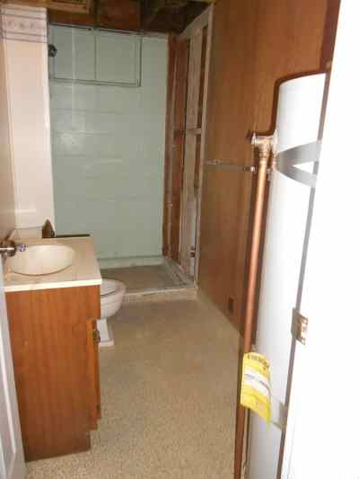 Down Bathroom