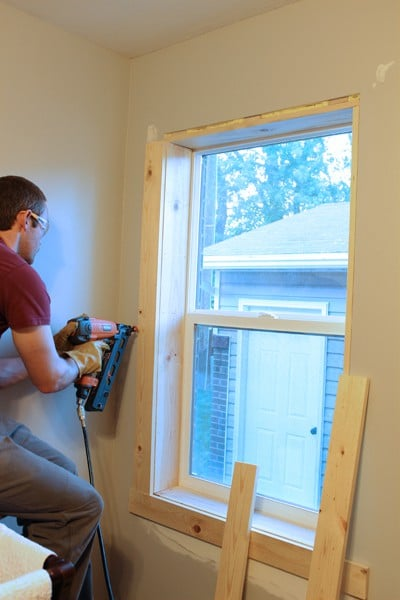 How To Attach Trim Without Nails