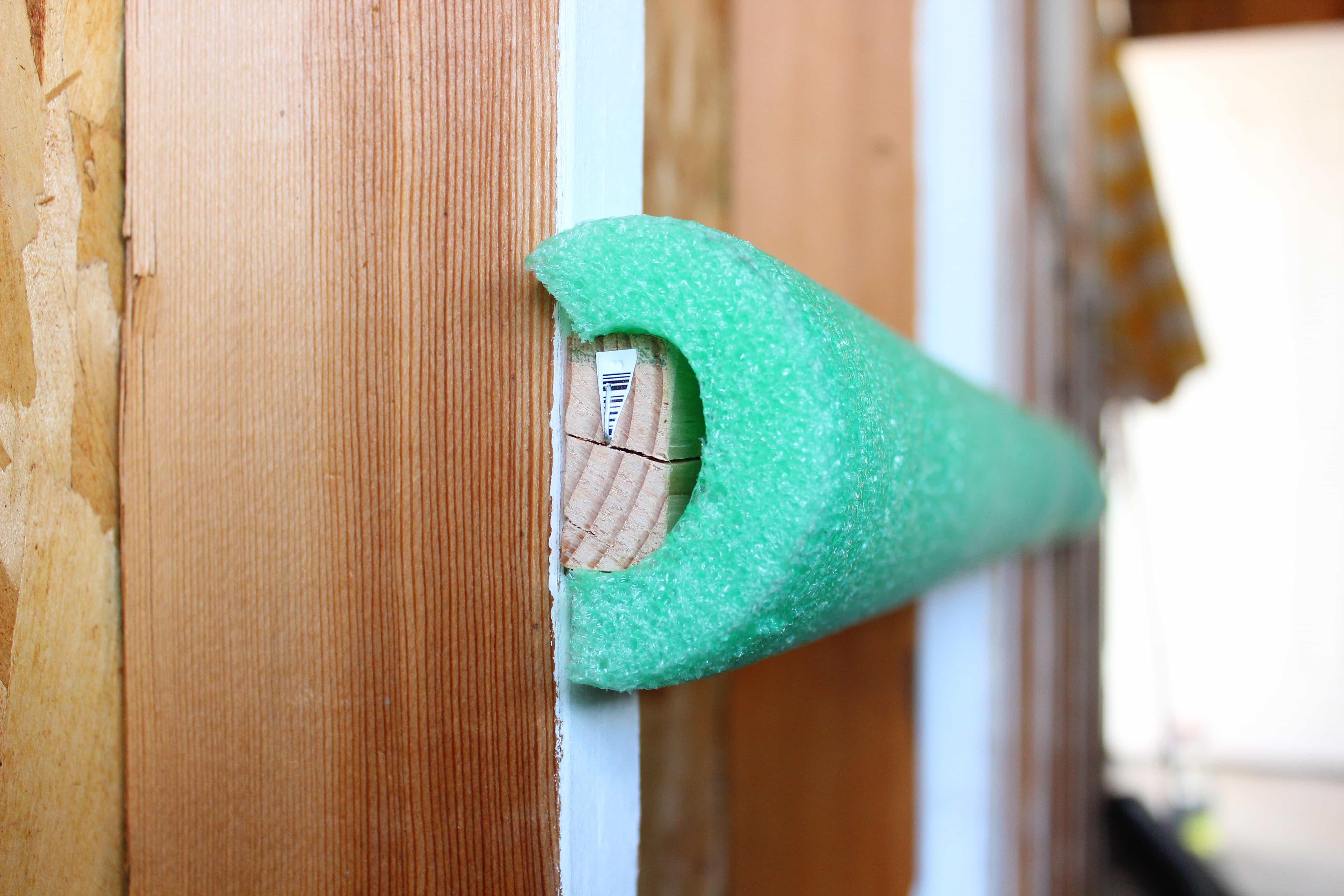 DIY Car Door Stopper & Car Door Guard for Garage