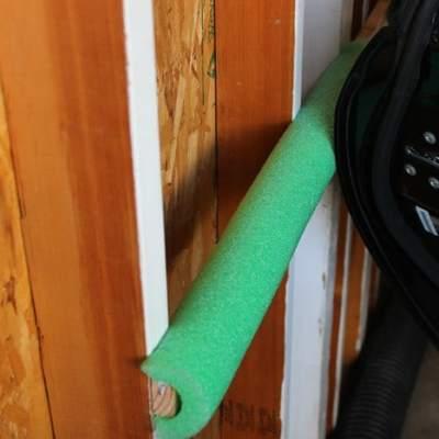 Car Door Guard for Garage