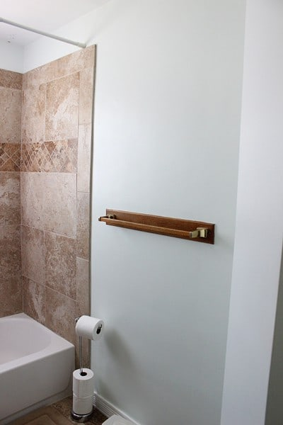 Update Towel Holder