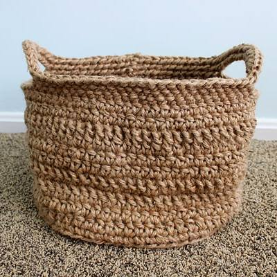 Cording Basket Pattern