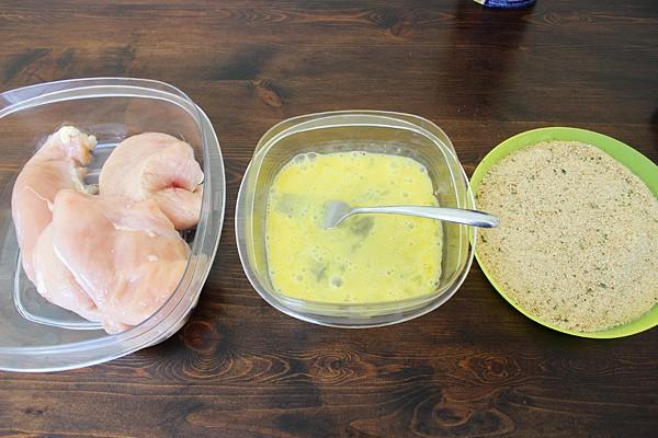 Homemade Chicken Sandwich Recipe
