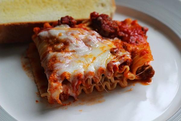 Rolled Lasagna Recipe