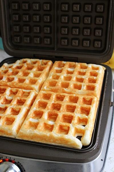 Make Waffle