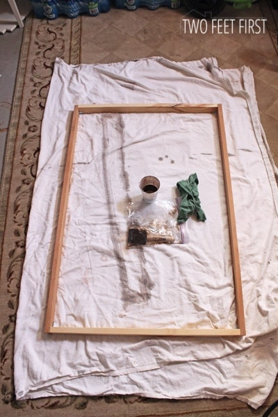 Create simple picture frame