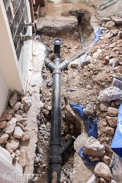 redo plumbing