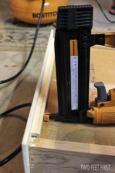 nailing-new-trim-drawer