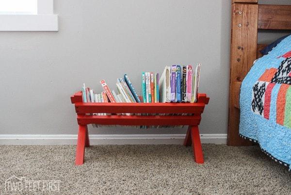 DIY kid book storage-20
