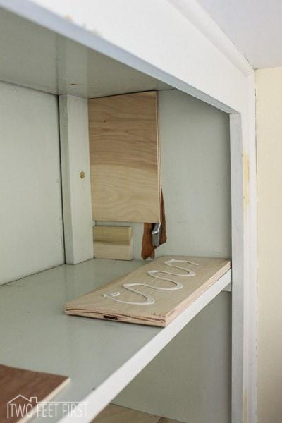 DIY plank cabinet-2