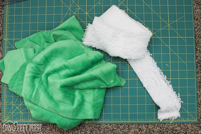 make tinkerbell costume