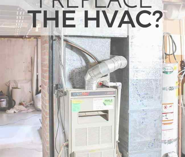 Are you wondering if you should replace your furnace or AC?