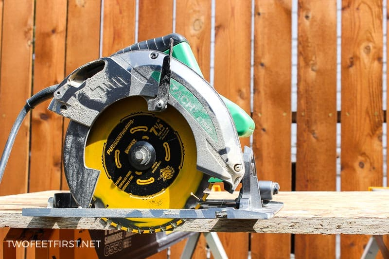 Tips on using a circular saw to cut wood greentooth Images