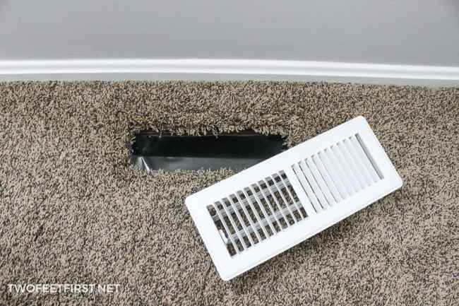 Does your home not heat or cool properly? Maybe you need to move an air duct or install an air duct to a room.