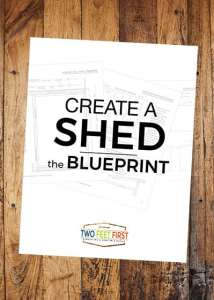 How to Build a Shed Printable