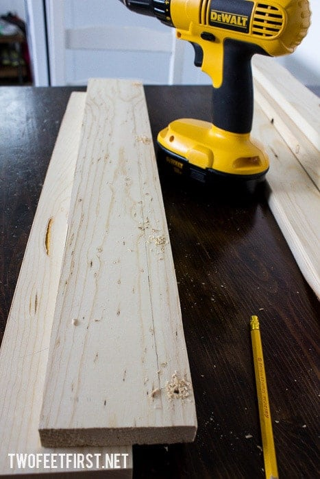 How to build a picture Shelf