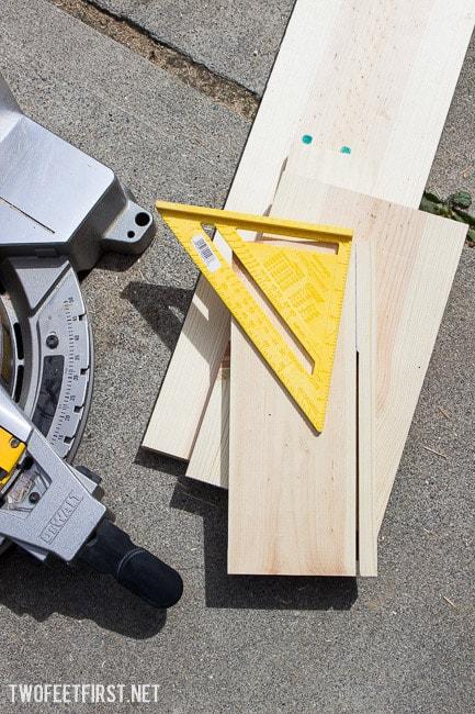 Build a stool