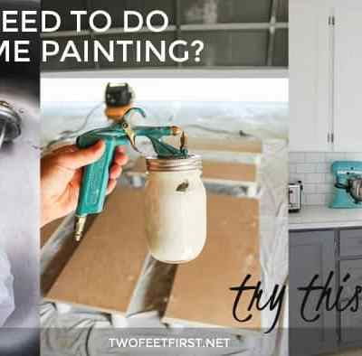 Need a better way to paint, try using the Critter paint sprayer.