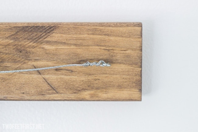 DIY Simple Artwork Display