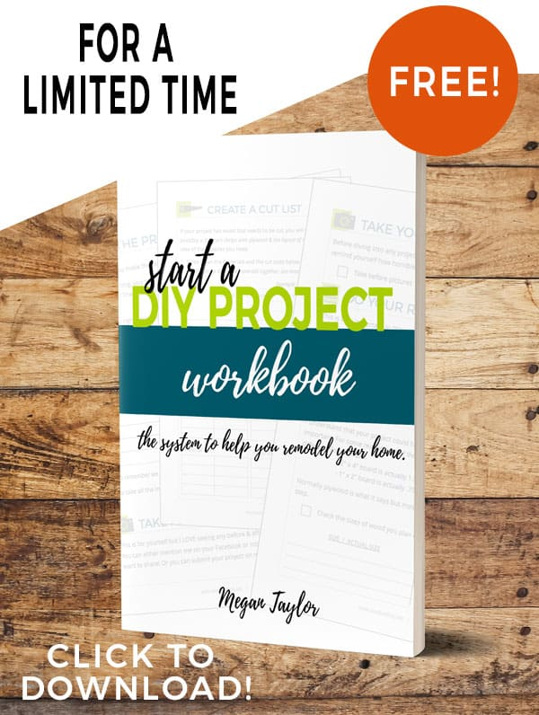 Start DIY project workbook