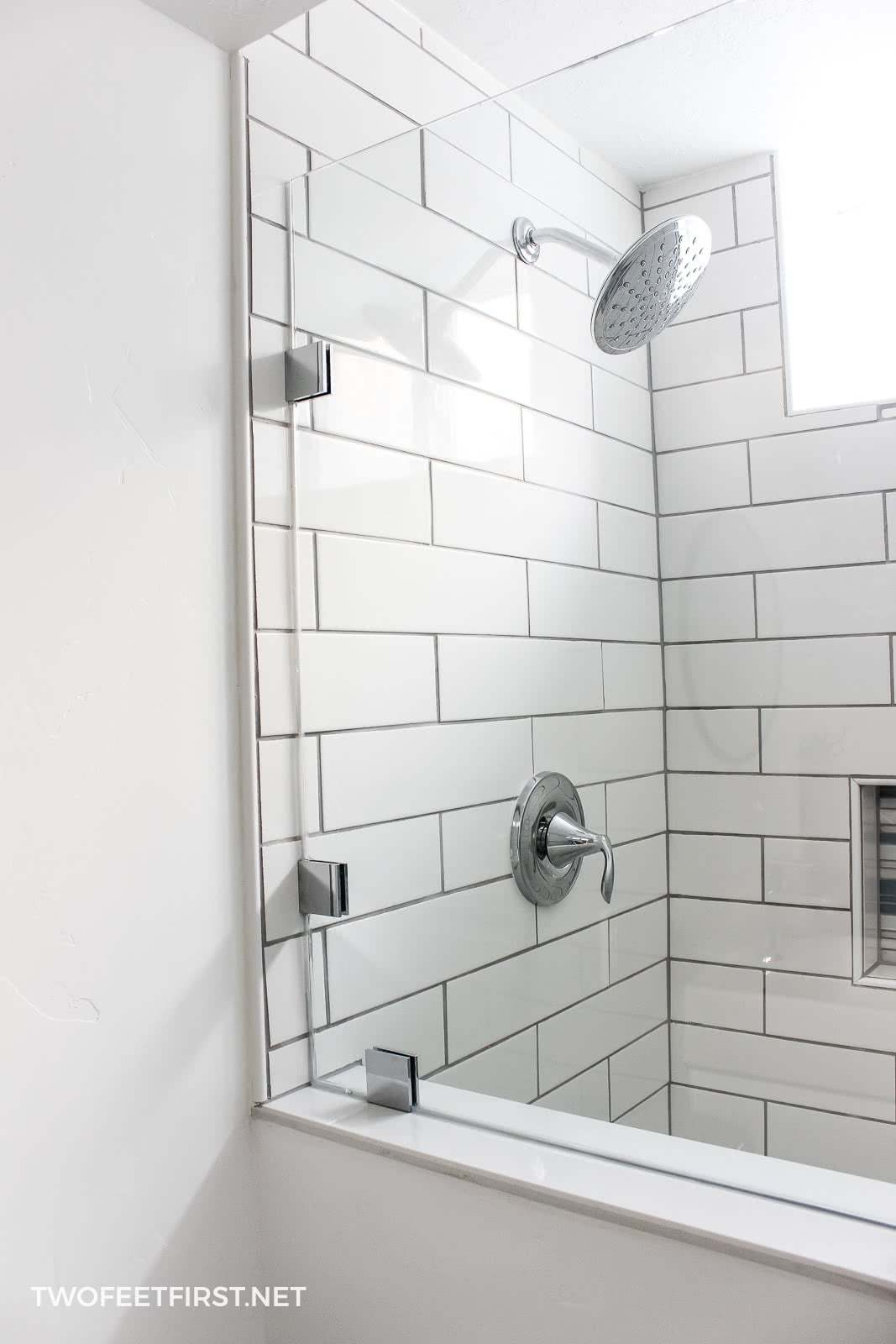 my experience tiling a shower for the