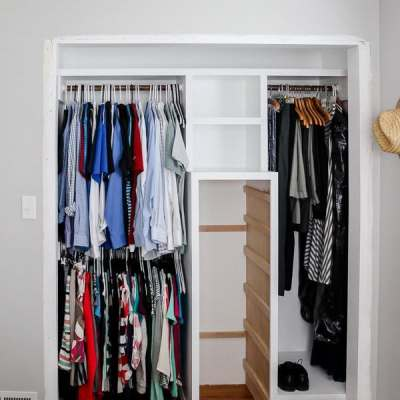 Build a Closet System – Part 3