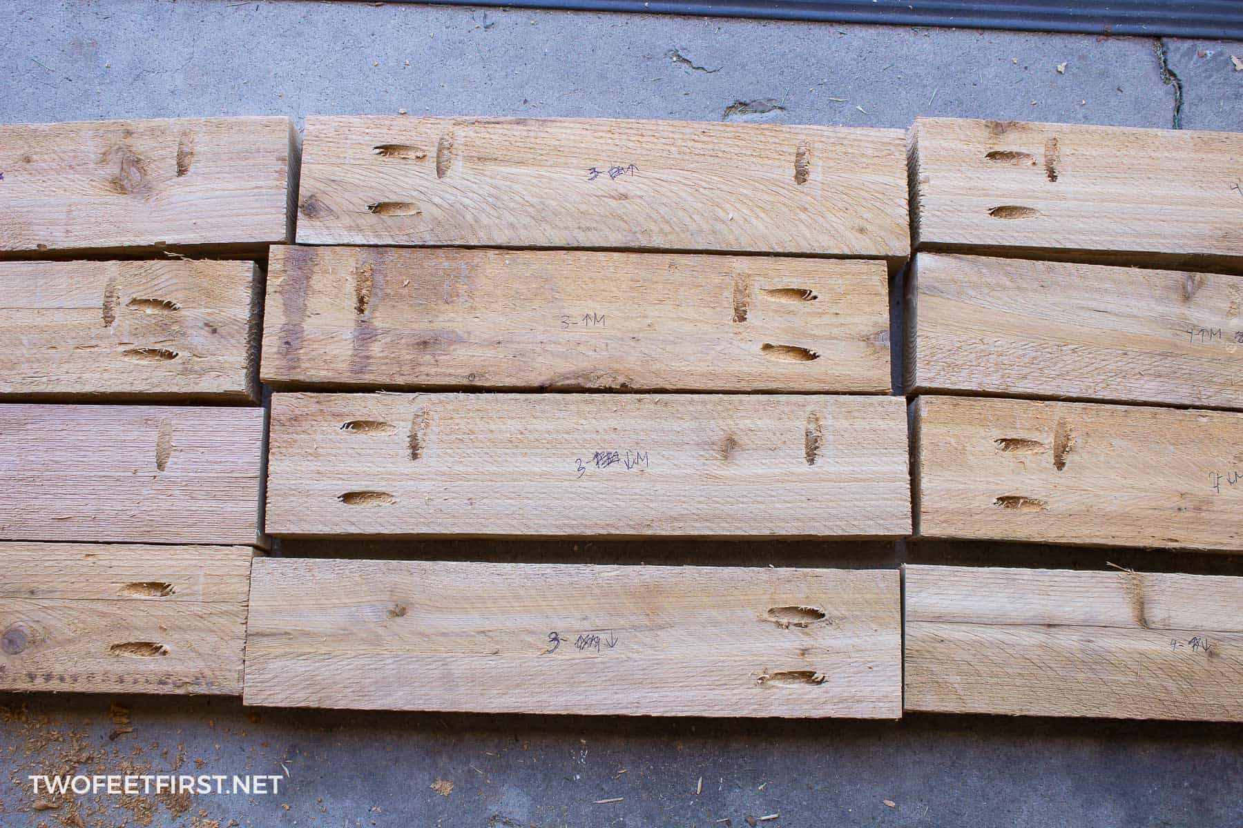 layout for planter box