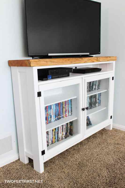 create a tv stand