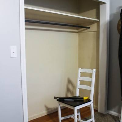 Build a Closet System – PART 1