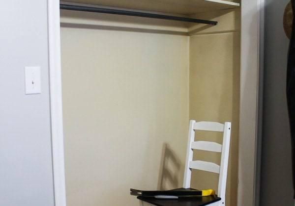 Build a Closet System – PART 1