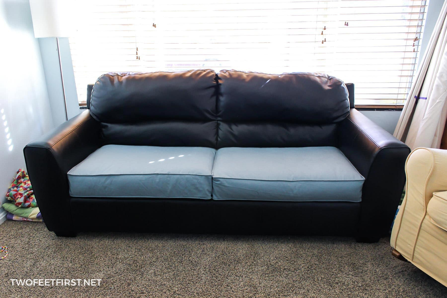 how to make a slipcover for sofa much do sofas cost new couch cushions