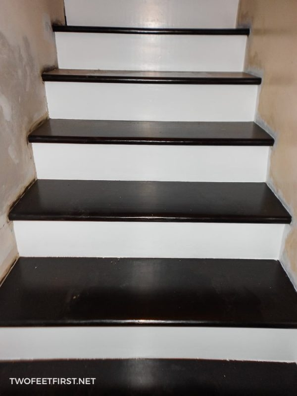 How To Remodel Stairs From Carpet To Wood The Full Process | Carpet Risers For Stairs | Hardwood Floors | Staircase Makeover | Hardwood | Open Riser | Stair Railing