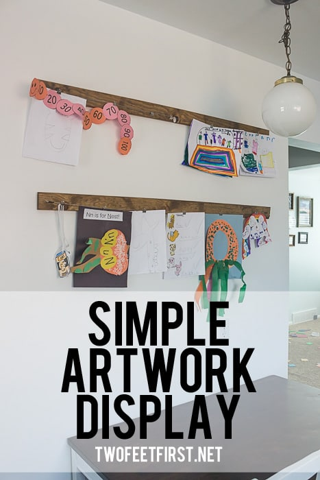 Create a Simple Artwork Display