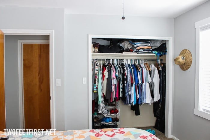 How to build a closet system  The PLANS