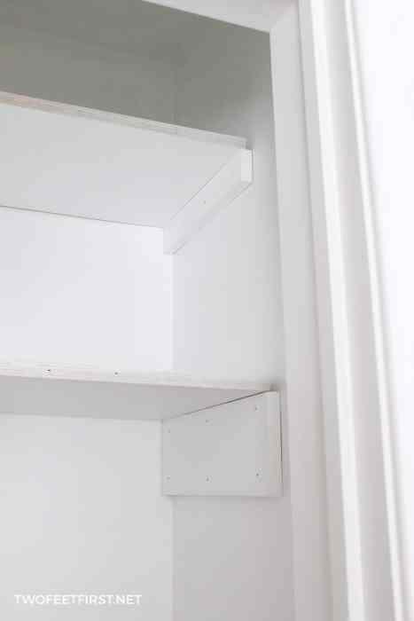 updating closet