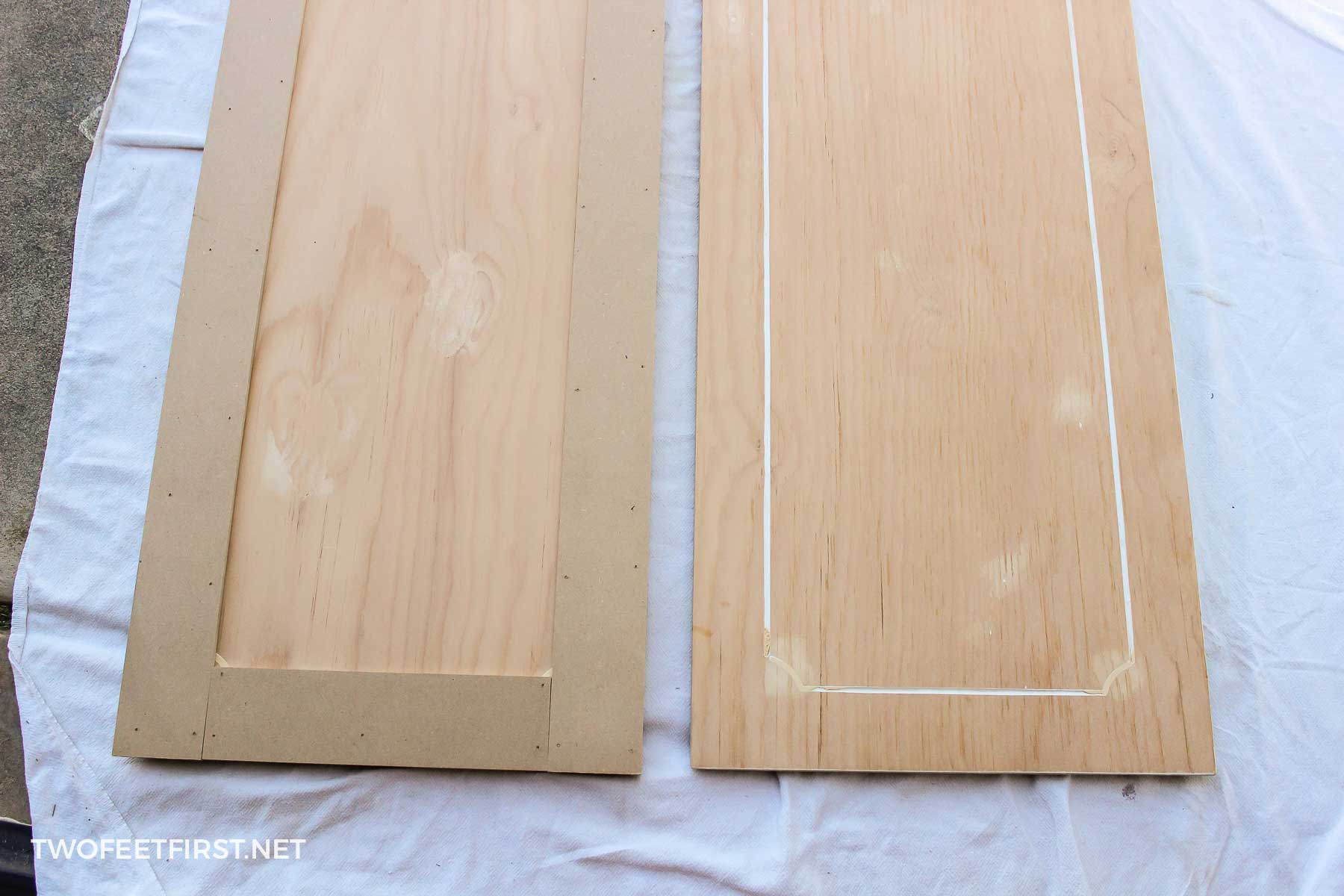 Merveilleux Updated Kitchen Cabinet Door