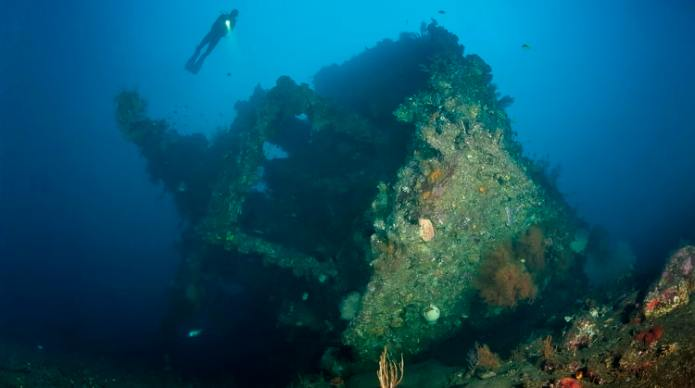 Where Are The Best Places To Go Wreck Diving In Indonesia