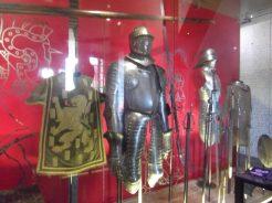 Armor inside Muiderslot