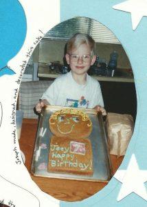 Joseph birthday