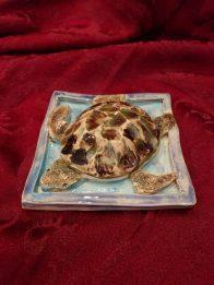 Turtle - ceramic