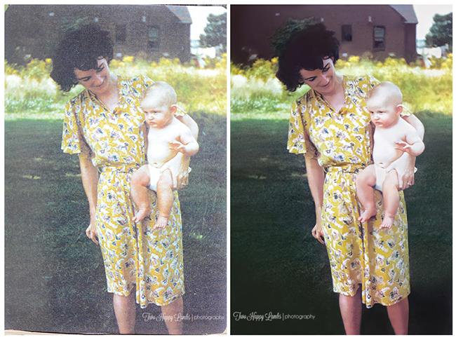 comparison photograph restoration blog