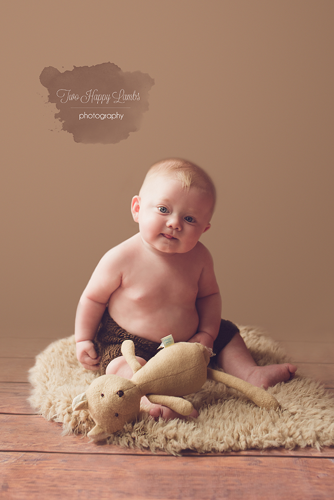 20160707-Santa-Maria-Professional-Baby-Photos-Studio-Boy-Six-Month-Photoshoot-California
