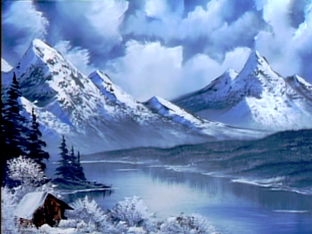 Season 13 Of The Joy Of Painting With Bob Ross