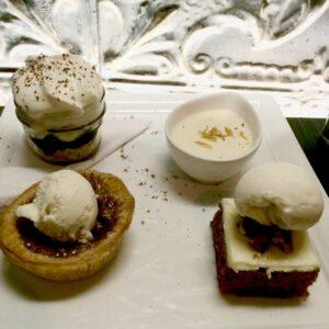 OandB dessert