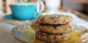Skor Cholocate Chip Cookies