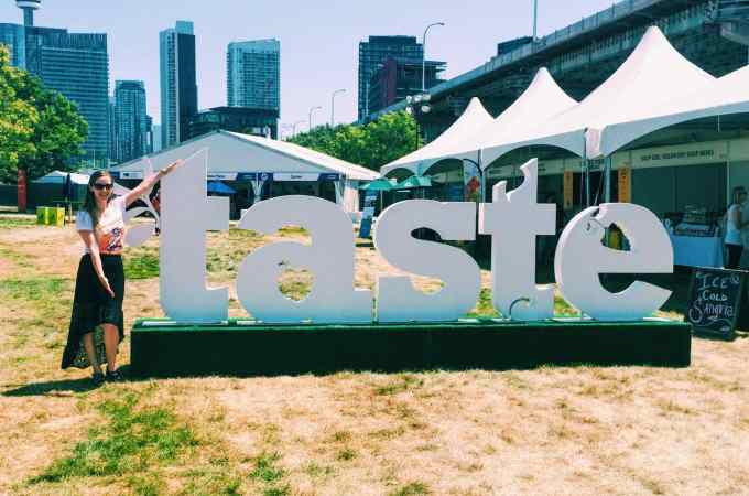 Taste of Toronto is a Must Attend for Any Foodie – June 23-26 2016, Toronto