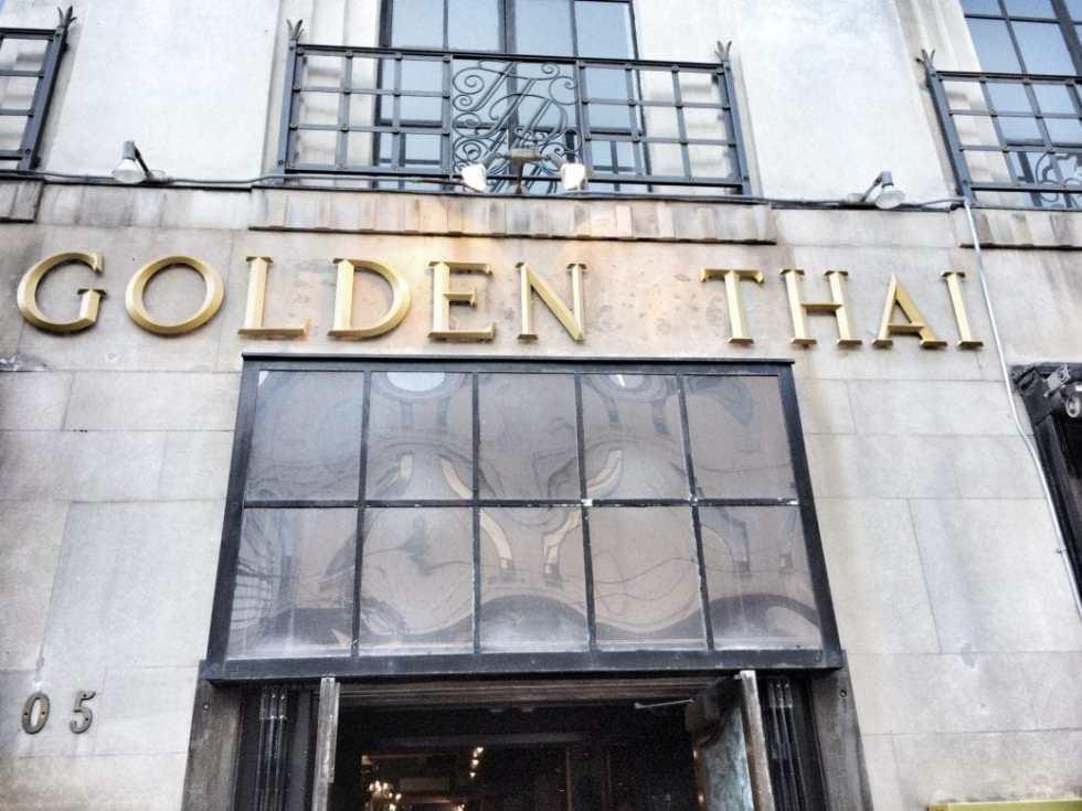 Golden Thai Restaurant Review – Toronto, Ontario