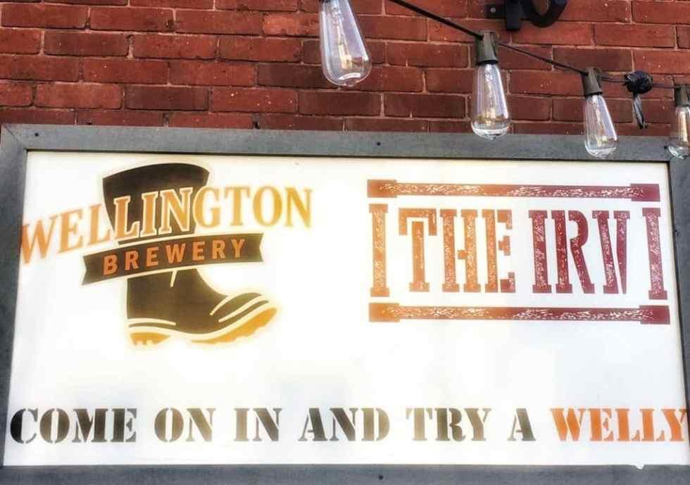 The Irv Pub