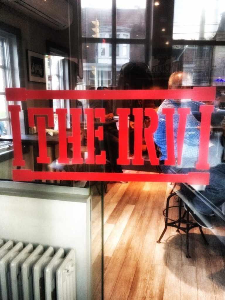 The Irv Gastro Pub Restaurant Review – Cabbagetown, Toronto
