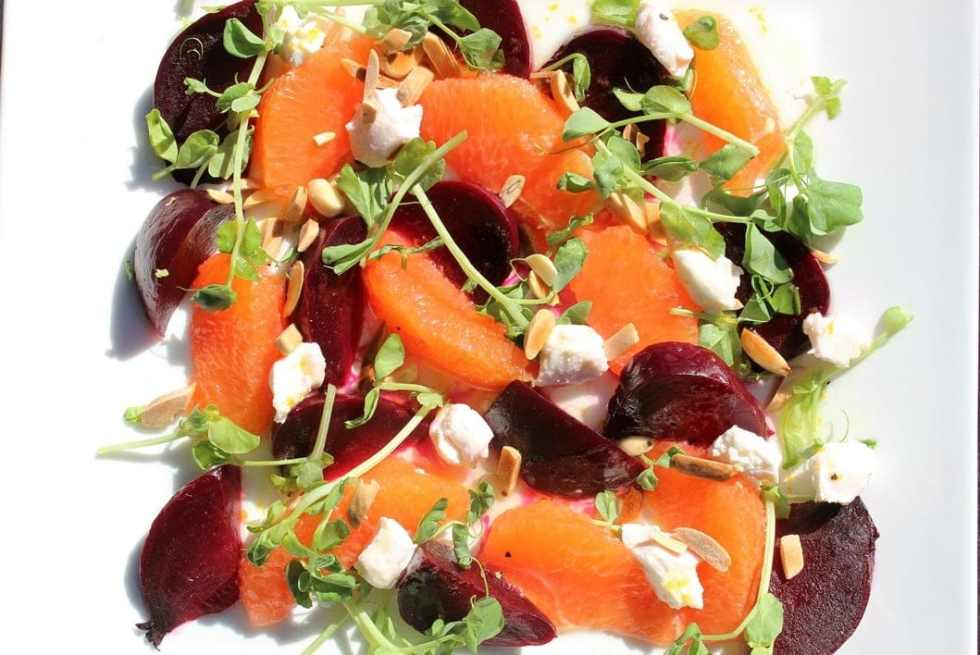 8 Eye-Popping Salads